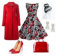 """""""Este vestido es perfecto para lucir hermosa!"""" by mama-superstar on Polyvore"""