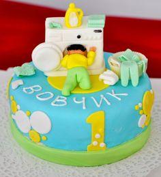 Картинки по запросу торт мальчику на годик