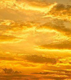 yellow sky by Ana Pontes Photography