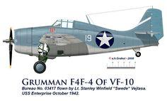 aircraft profiles f4f wildcat - Google Search
