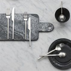 Dorotea cutlery - stainless steel - Gense