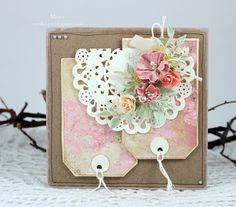 Romantic envelope - Scrapbook.com
