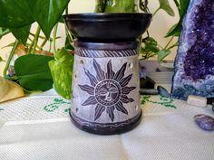 Soapstone Tree of Life, Sun Moon Star Oil Burner Aroma Lamp Tea Light Holder Fragrance Lamp Aromatherapy Healing Meditation by BlowingOnDandelion on Etsy https://www.etsy.com/listing/584748015/soapstone-tree-of-life-sun-moon-star-oil
