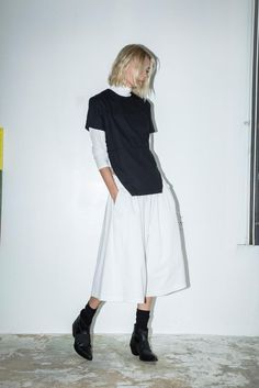 Assembly Spring 2015 Ready-to-Wear - Collection - Gallery - Look 1 - Style.com