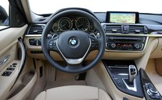 2013 BMW 328I Interior  - Come check out AMSOIL synthetic motor oil for european cars at http://european-motor-oil.syntheticoilandfilter.com/