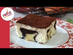 Sabah Çiyi Pastası - YouTube My Favorite Food, Favorite Recipes, Turkish Recipes, Ethnic Recipes, Sweet Cakes, Chocolate, Yummy Cakes, Cravings, Food And Drink