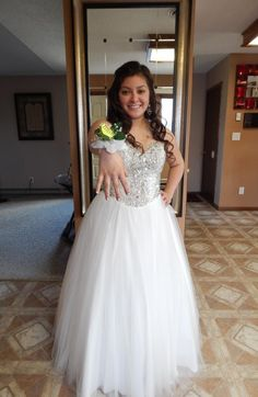 Irene A @ West Fargo HS Prom