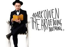 "Crie #Design para o Mark Owen inspirado no álbum The Art of Doing Nothing"" e concorra a U$1,500. http://tlnt.at/173yRBK #theartofdoingnothing #talenthouse_pt #concurso #premio #criatividade"