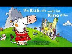 Kinderlieder Sternschnuppe - Die Kuh die wollt ins Kino gehen - YouTube