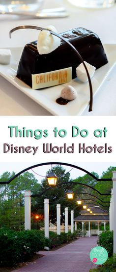 If you are traveling to Walt Disney World, there are many things to do at Disney World hotels. Check out what to do at Disney World hotels and Disney World hotel activities. #DisneySMMC #DisneyWorld #hotels #travel via @brought2ubymom