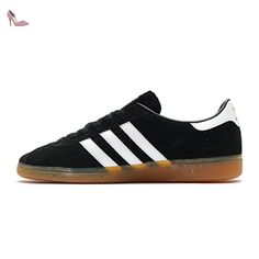 adidas Originals Munchen, core black-ftwr white-gum3, 13,5 - Chaussures adidas originals (*Partner-Link)