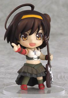 Buy Small trading figures - Melancholy of Haruhi Small trading figures - Nendoroid Series 3 (Random Figure) - Archonia.com
