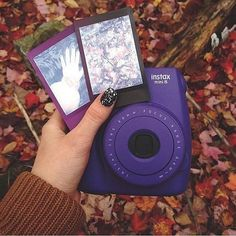 Discover recipes, home ideas, style inspiration and other ideas to try. Polaroid Instax Mini, Instax Mini 8, Poloroid Camera, Fujifilm Instax Mini, Cute Camera, Close Up Lens, Polaroid Pictures, Photography Camera, Coque Iphone