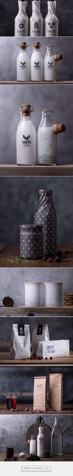 MØS Gastronomic Smart & Casual by Backbone Branding