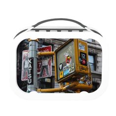 New York City Custom Lunchbox