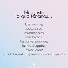 Amor Quotes, Life Quotes, Love Quotes For Him, Quotes To Live By, Love You, Just For You, My Love, Mafalda Quotes, Ex Amor