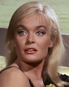 Classic Film and TV Café: Shirley Eaton Talks with the Café about James Bond, Mickey Spillane, and Her New Book