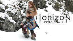 New video on youtube https://youtu.be/DDauDz5csD8 #aloy #horizonzerodawn #cosplay #thecraftmaiden