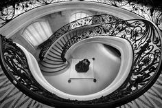 another awesome stair case    Le Petit Palais, Paris, France