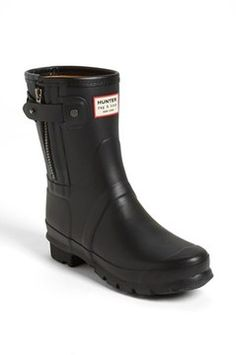 Hunter for rag & bone Short Rain Boot (Women) on shopstyle.co.uk