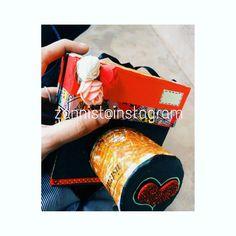 Diy paper camera mini album