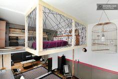 8 idees de lit double mezzanine lit