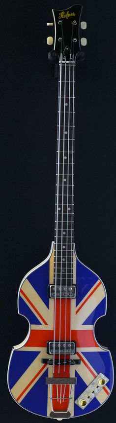 Hofner Violin HCT German Built Diamond Jubilee Bass (via Bass Direct)