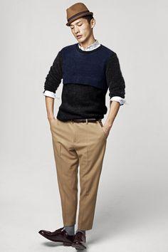 H&M 2012 Fall Lookbook | Hypebeast Mobile