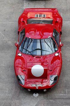 GT40 goodness. from Dan Samson                                                                                                                                                      More