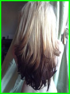 Shadowbox Hair Color 2611 42 Best Reverse Ombre Images In 2018 Hair Styles Long Hair Styles Reverse Ombre Hair
