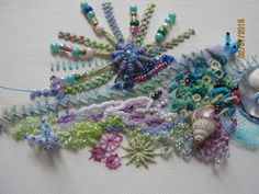 Embroidery by Chris Richards from Ella's Crafts Creations. Image Only. No Tutorials. jwt