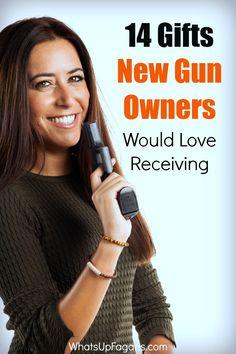 Gift ideas for christmas for boyfriend who likes guns