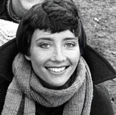 In 1979, Emma Thompson attended Cambridge University and said she identified quite strongly with outsiders--people who were left out instead of included.