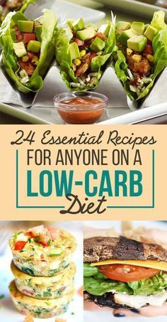 24 Crazy Delicious Recipes That Are Super Low-Carb (Fat Burning Meals)