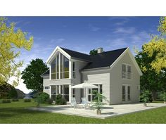Hus type 1 - Elementhus Norge