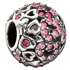 "Authentic Chamilia Charm ""Captured Hearts"" - Pink Swarovski 2025-0680 Chamilia http://www.amazon.com/dp/B009XIP6SQ/ref=cm_sw_r_pi_dp_Fj7aub1ZAVQEW"