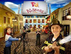 kidzania London, things to do with children in London