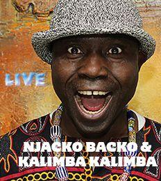 Njack Backo & Kalimba Kalimba LIVE!