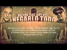 Negarlo Todo - Maluma Ft. Jory (Letra/Lyrics) REGGAETON 2013 - http://music.ignitearts.org/latin-music-videos/negarlo-todo-maluma-ft-jory-letralyrics-reggaeton-2013/