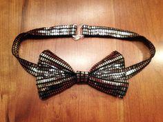 Disco No-Tie Bow Tie
