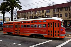 Pacific Electric in San Francisco