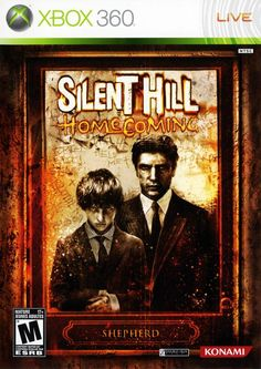 Silent Hill Homecoming Xbox 360 Game