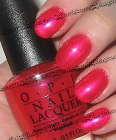 OPI All Shook Up - I'm always ISO hard to find and black label OPIs (not just this one)!
