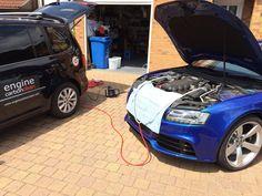 I've got into Engine Carbon Cleaning - Audi A5 Forum & Audi S5 Forum