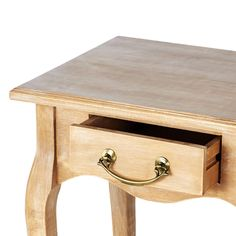 805026 Alison Cork Troussay French Style Oak Side Table QVC PRICE:£138.00 + P&P: £8.95 Select colour: MID WOOD A French style side table from Alison Cork, constructed from oak & featuring a waved design & legs with a rustic finish. This beautiful side table is a must-have statement piece for any home & will add a truly timeless element that will sit perfectly with any decor. Comes part assembled & includes fittings & tools