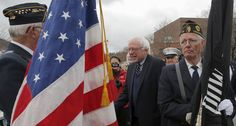 """Bernie Sanders Has Filed More Bills For Vets Than Any Congressman In The Past 30 Yrs   """"Sen Sanders has sponsored more bills fighting f/the well-being of our vets than any other leg in the last 30 yrs. One of his most recent high-profile vets' bills incl last yr's Vets CHOICE Act in the wake of the VA scandal, a comprehensive reform bill that worked to rectify the VA's bureaucratic inefficiencies, expand healthcare & dental access for vets & more."""" Click f/a full list of bills spon or…"""