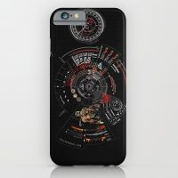 Jarvis Of Iron Man iPhone 6 Slim Case