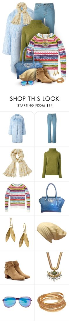 """""""Cholmeley lambswool jumper"""" by franceseattle ❤ liked on Polyvore featuring VIVETTA, Fendi, Trilogy, Lilly Pulitzer, Loveless, Jack Wills, Coach, Catherine Zoraida, Yves Saint Laurent and Jules Smith"""