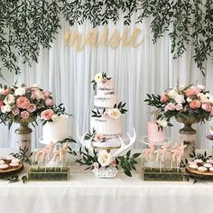 @stylechicevents blowing me away with her set ups every time!!