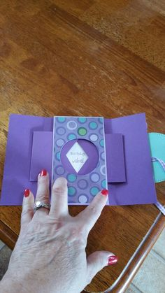 The combination Gatefold and Shutter fold Card.